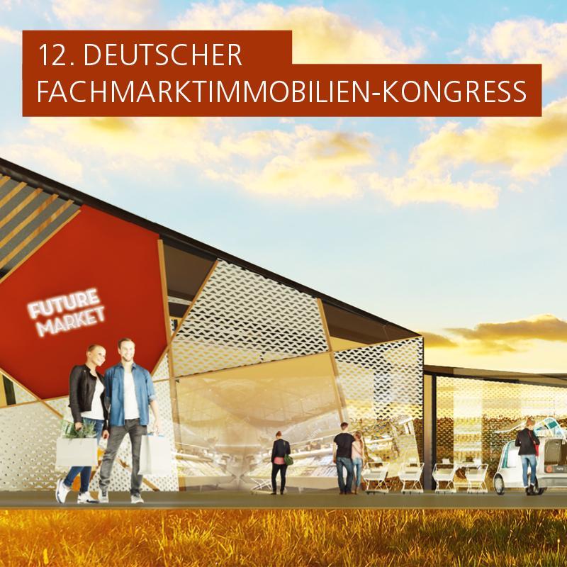 12 Deutscher Fachmarktimmobilien-Kongress 2020 | Logo
