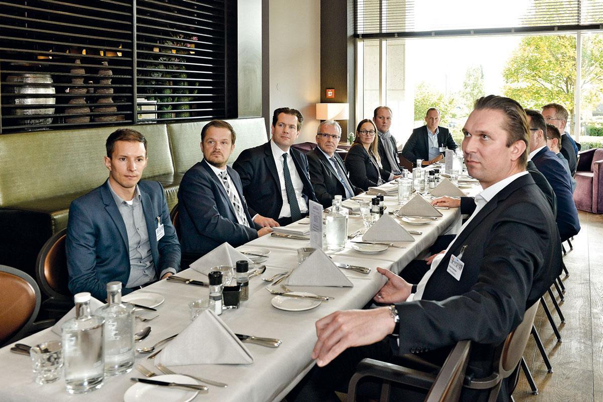 Fachmarkt Experten Lunch