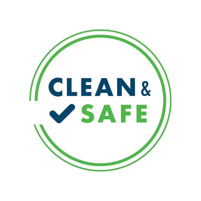 Deutscher Fachmarktimmobilien-Kongress: Clean & Safe Siegel