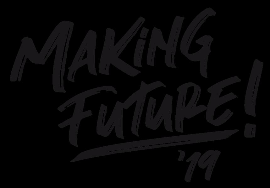 Logo Making Future 2019