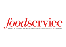 Logo foodservice - Partner von Making Future