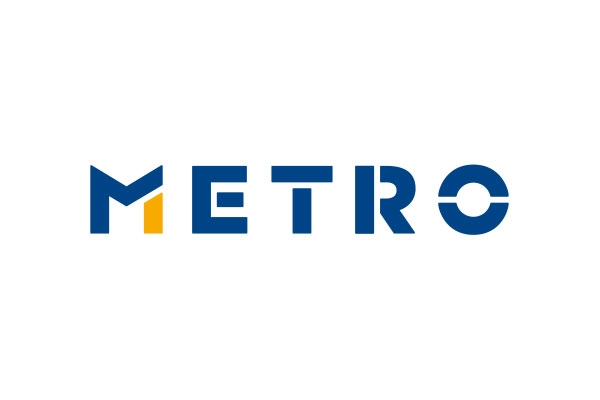 Logo METRO - Partner von Making Future