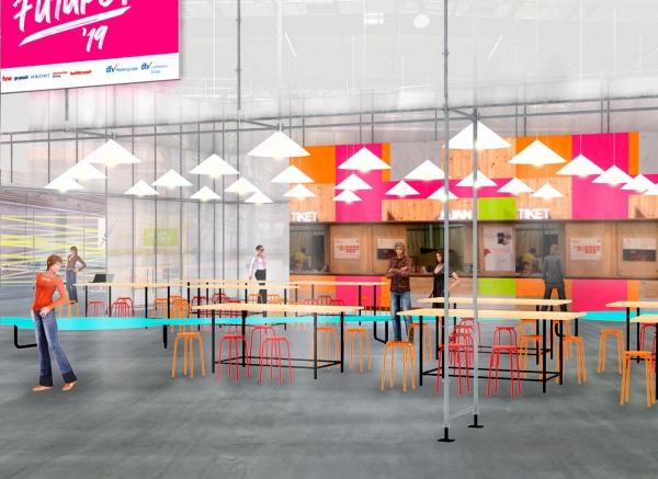 Making Future Location - Foodcorner